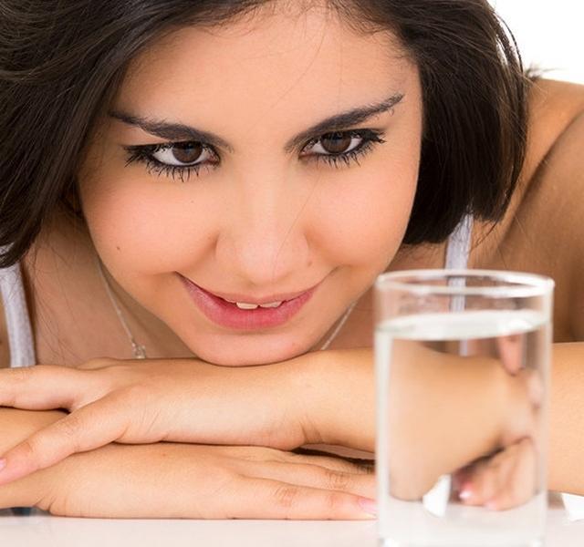 a víz hatása a magas vérnyomásra