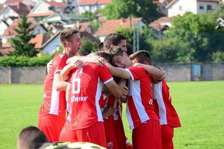 Kadeti FK Crvena zvezda