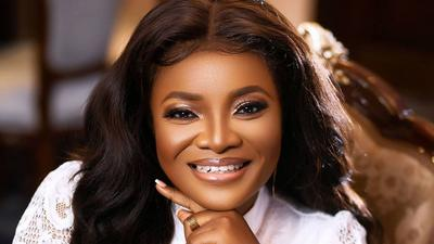 A little sunshine from Ohemaa Mercy on her birthday