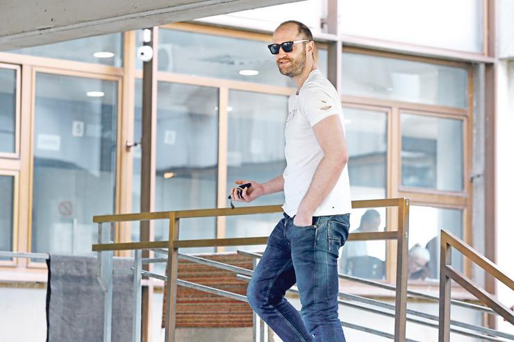 Modni kreator Darko Kostić optužen je za nedozvoljene polne radnje