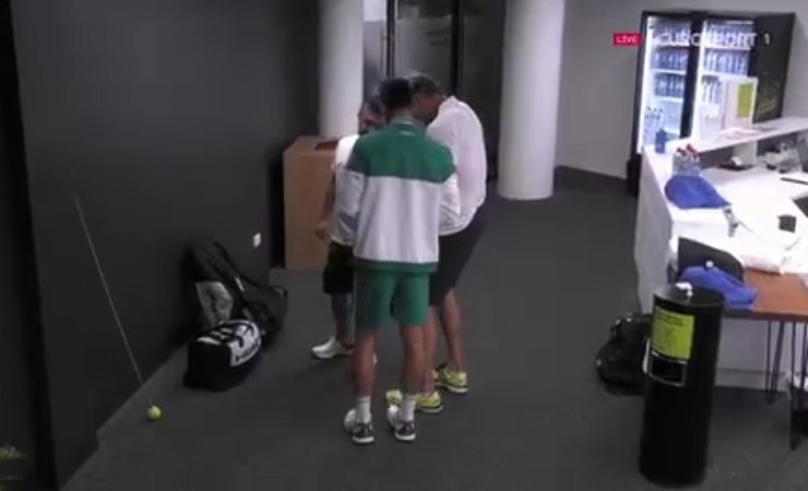 Novak Đoković pred polufinale