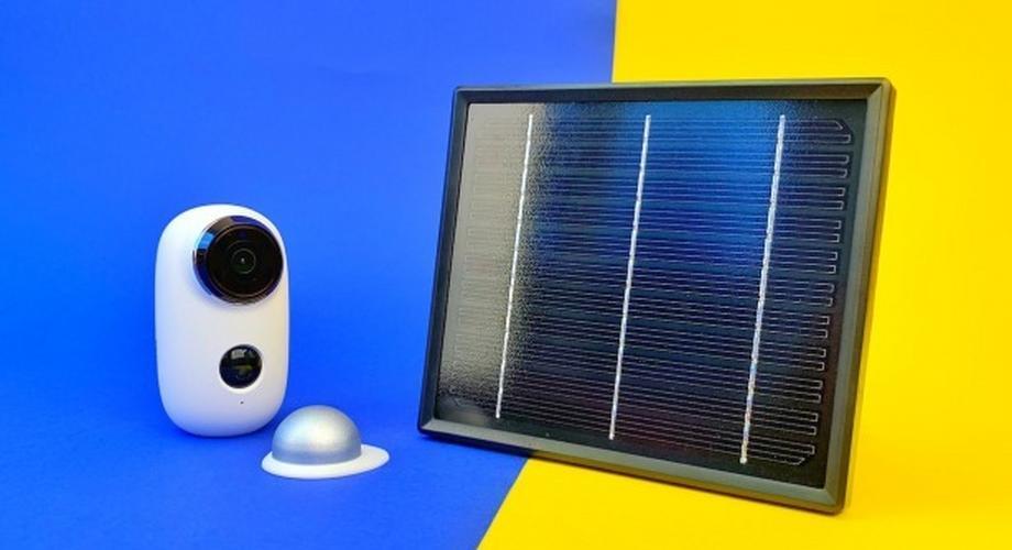 Heimvision HMD2 im Test: Outdoor-Cam mit Solarbetrieb