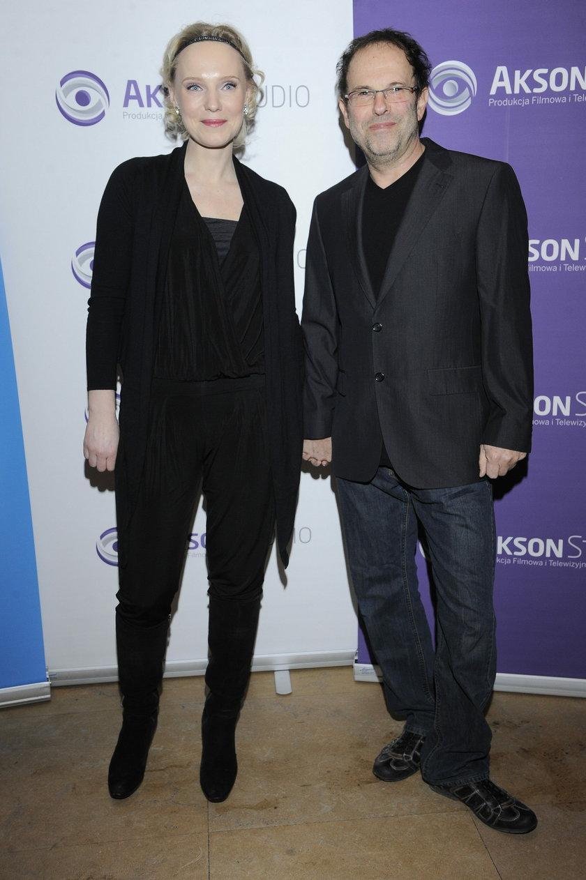 Monika Kwiatkowska i Maciej Dejczer