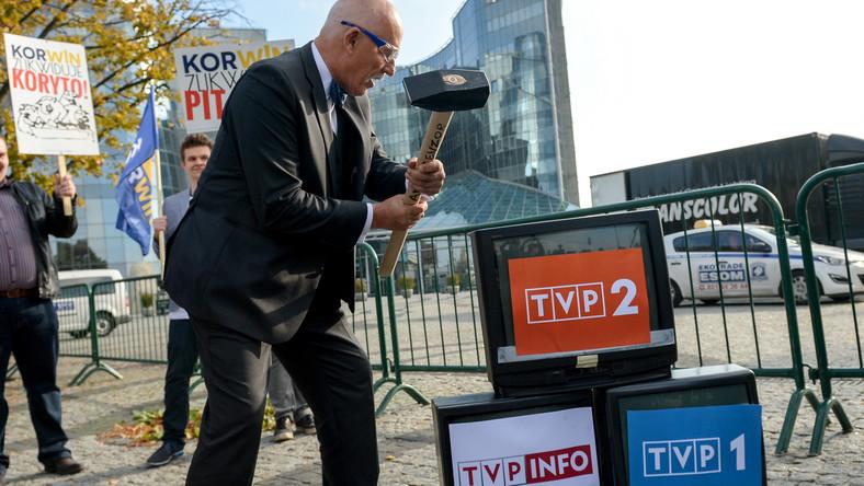 Partia KORWiN sprzeciwia się dzisiejszej debacie premier Ewy Kopacz z kandydatką na to stanowisko z ramienia PiS, Beatą Szydło.