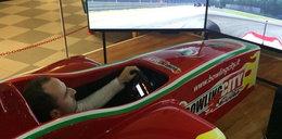 Kubica znowu w bolidzie F1!? FILM