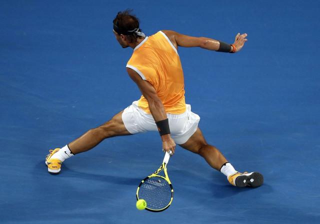 Rafael Nadal i atraktivan potez na meču sa De Minaurom