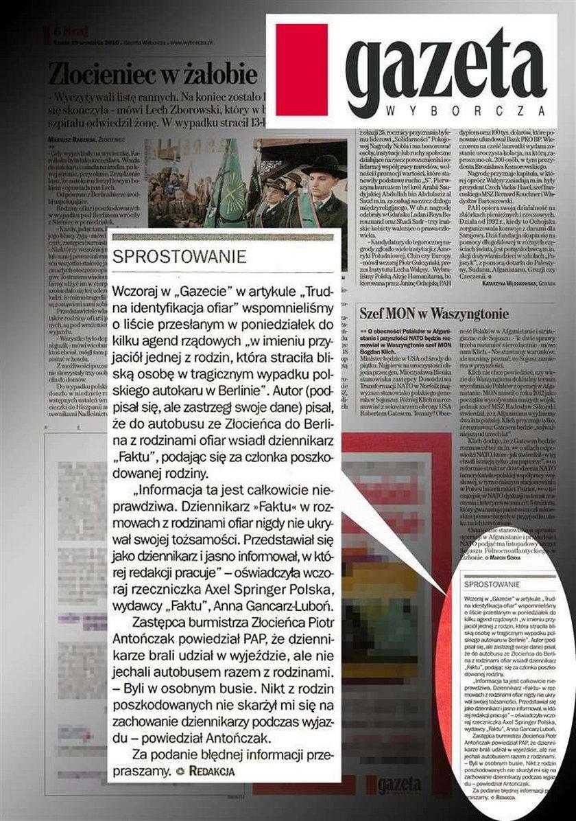Tego nie przeczytasz na gazecie.pl. Dlaczego?