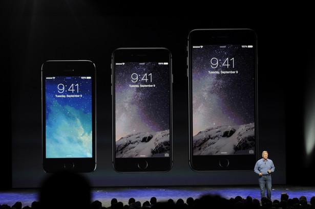 Apple większość dochodów opiera na sprzedaży iPhone'ów