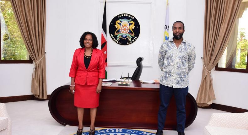 Joho pledges Sh39 million after meeting with new KEMSA chairperson