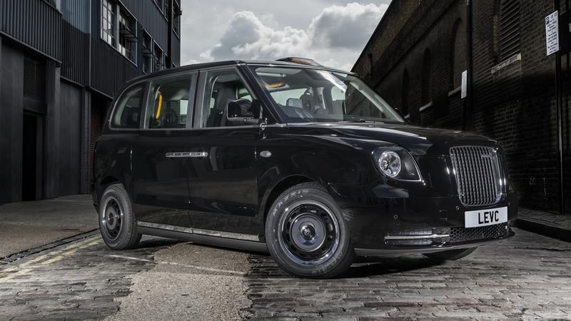 londyńska taksowka
