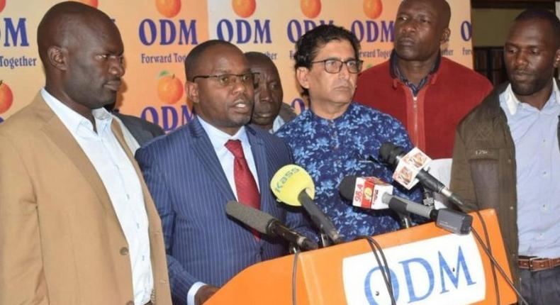 ODM's Irshard Sumra concedes defeat to Wiper's Julius Mawathe in moving speech