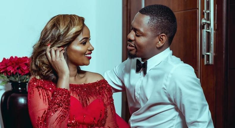 Anerlisa Muigai pours out her heart to Bae Ben Pol in romantic post
