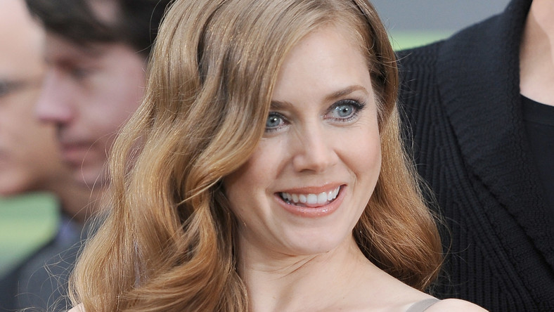 Amy Adams (fot. Getty Images)