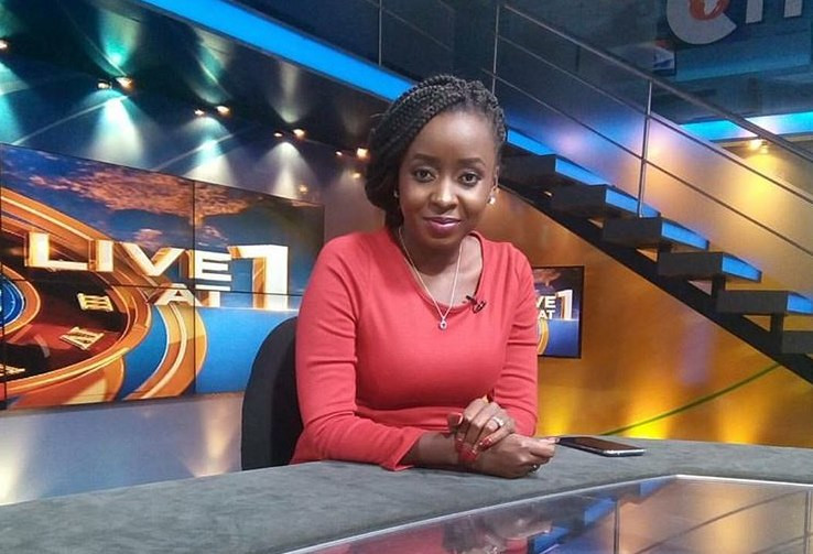 Citizen TV's Jacque Maribe resigns