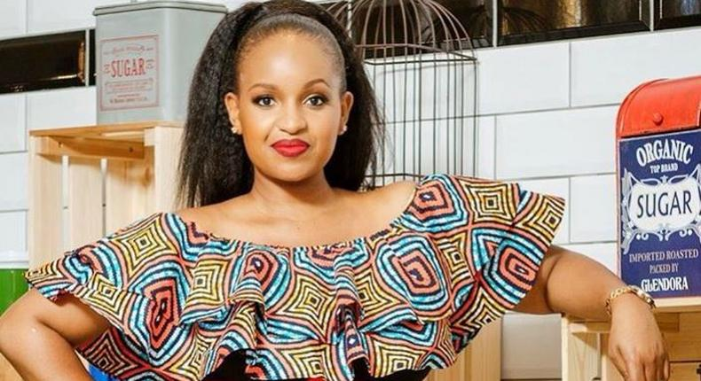 Grace Msalame's response after she received body shaming message