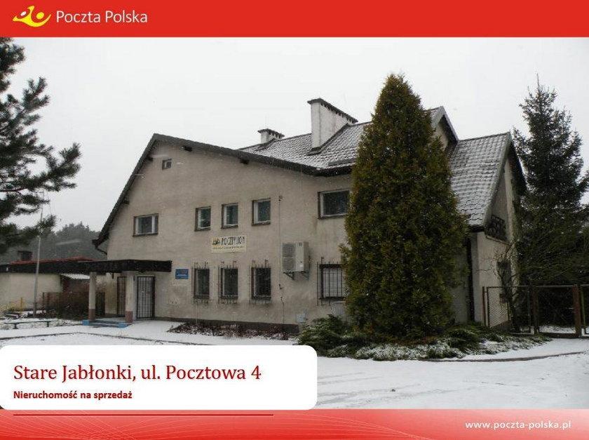 Budynek Poczty Polskiej w Starych Jabłonkach