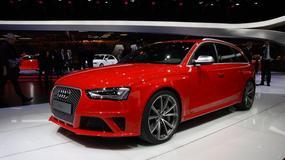 Audi RS 4 Avant (Genewa 2012)