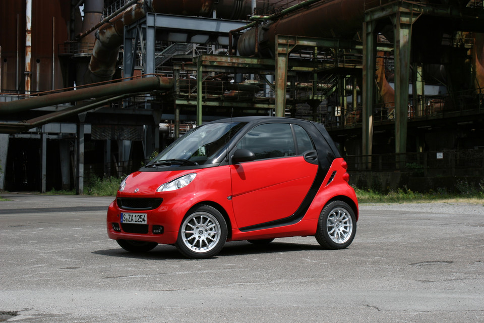 Smart Fortwo (1998 rok)