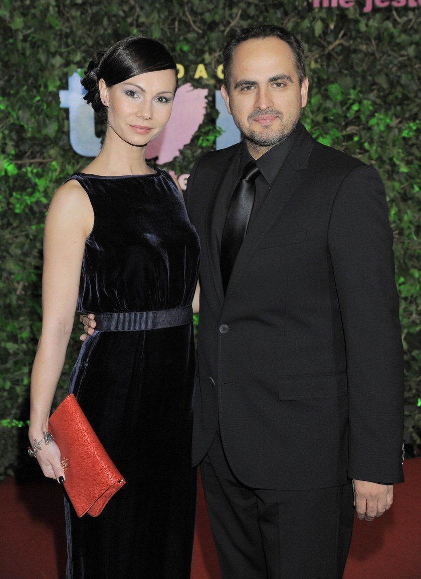 Agustin Egurrola i Nina Tyrka