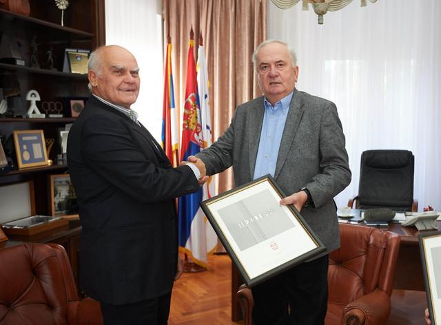 Karlo Stipanić i Božidar Maljković