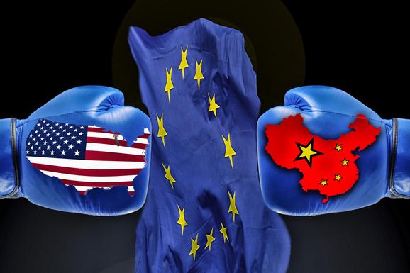 KAKVA JE BUDUĆNOST VELIKIH SILA? Kina, Rusija, Amerika i EU u ringu, a samo jedan može biti NAJMOĆNIJI