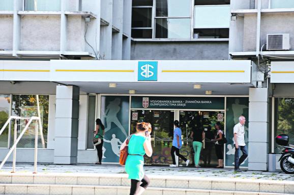 Trezor: Vojvođanska banka na Novom Beogradu