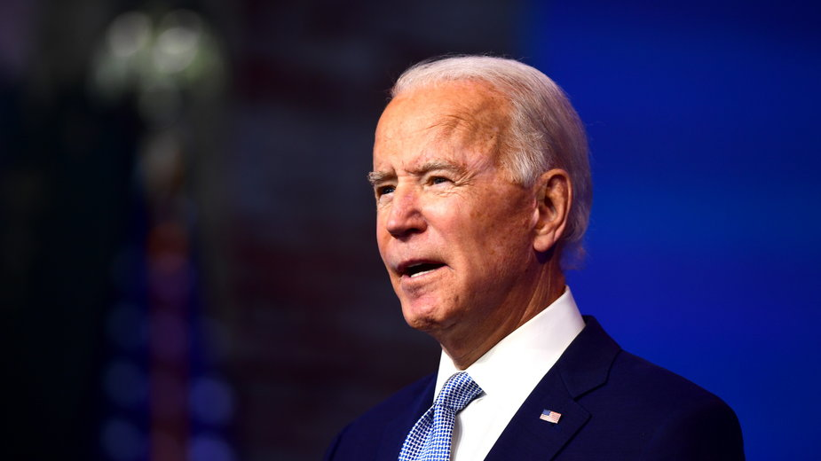 Joe Biden, prezydent-elekt USA