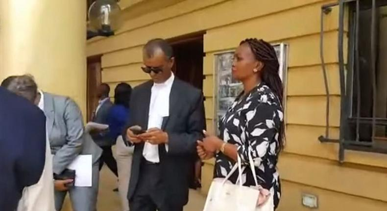 Sarah Wairimu Cohen allowed supervised visit to her Kitusuru matrimonial home