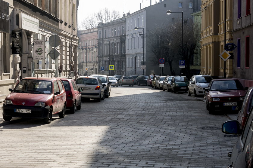Remont starówki w Gliwicach