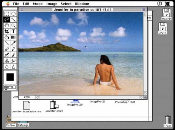 Prvo video uputstvo za korišćenje Fotošopa koje se pojavilo na internetu