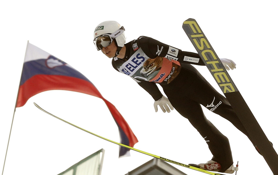SLOVENIA SKI JUMPING WORLD CUP   (Ski Jumping World Cup in Planica)
