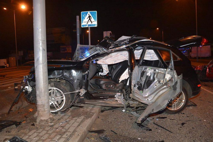 Tragiczny wypadek w Krośnie
