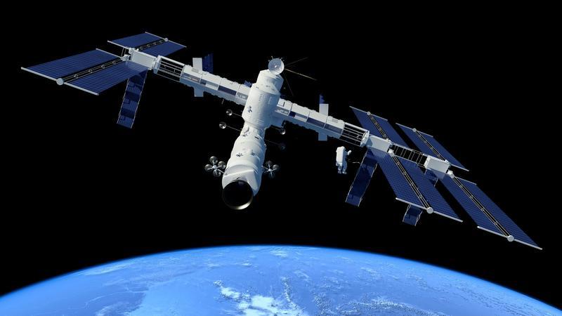 Skrywane sekrety badań kosmicznych