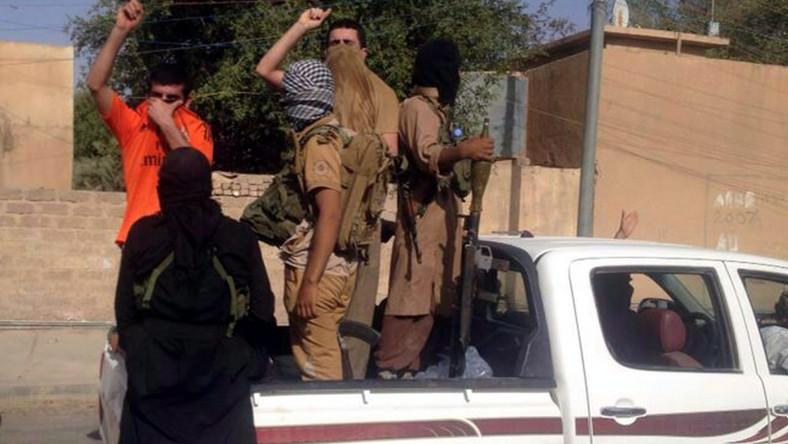 Islamiści kierują się na Bagdad