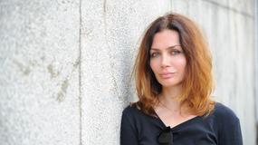 """Ewa Bukowska, Kinga Preis i Magdalena Popławska na planie filmu """"53 wojny"""""""