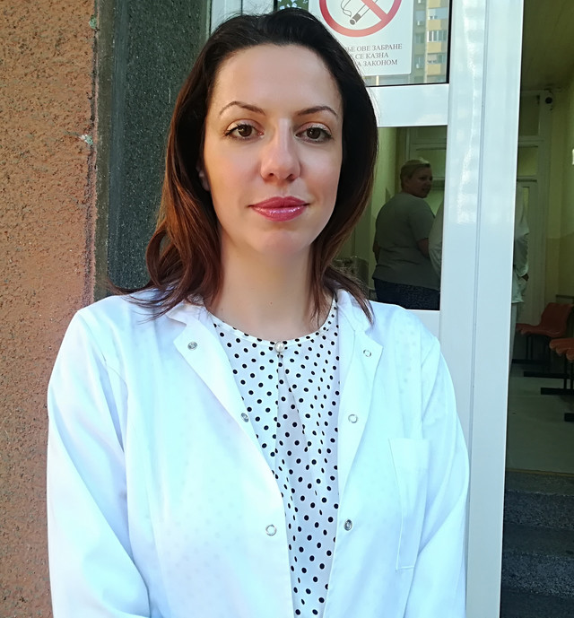 Doc dr Danica Tiodorović