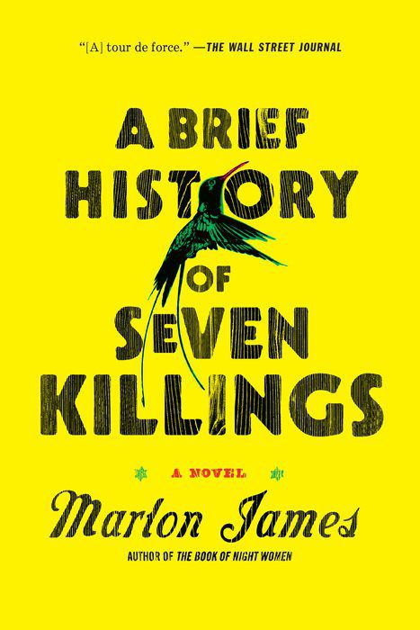 """A Brief History of Seven Killings"""