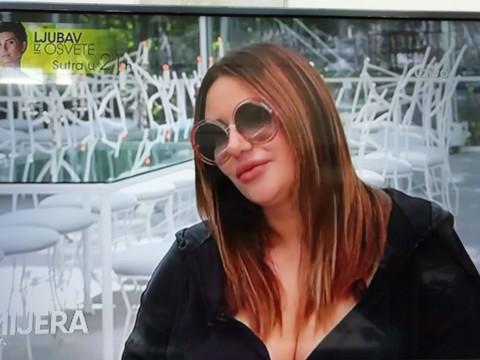 Ana Nikolić se obratila hejterima nakon treninga: Ovako pevačica izgleda izbliza bez šminke! FOTO