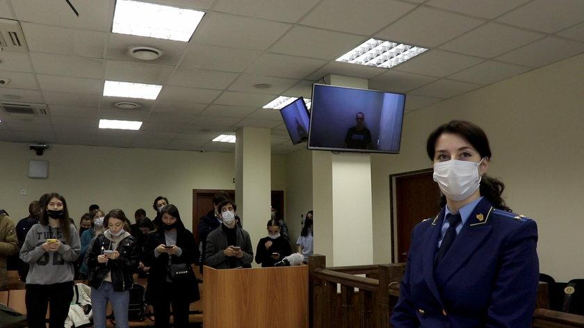 Wyciekło zdjęcie Nawalnego.