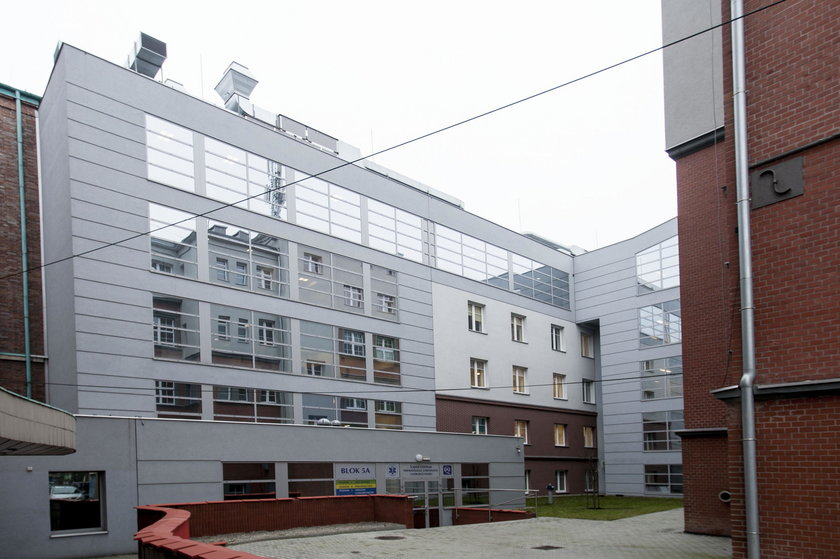 Ślaskie Centrum Perinatologii w Bytomiu