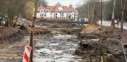 To uchroni Gdańsk przed powodzią? Przy Jaśkowej Dolinie powstaje nowy zbiornik retencyjny