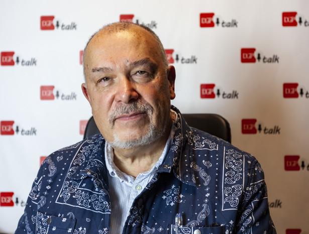 """Lech Majewski, reżyser """"Doliny bogów"""""""