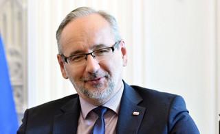 Minister Zdrowia ws. leczenia COVID-19: Wyniki badań nie potwierdzają skuteczności amantadyny