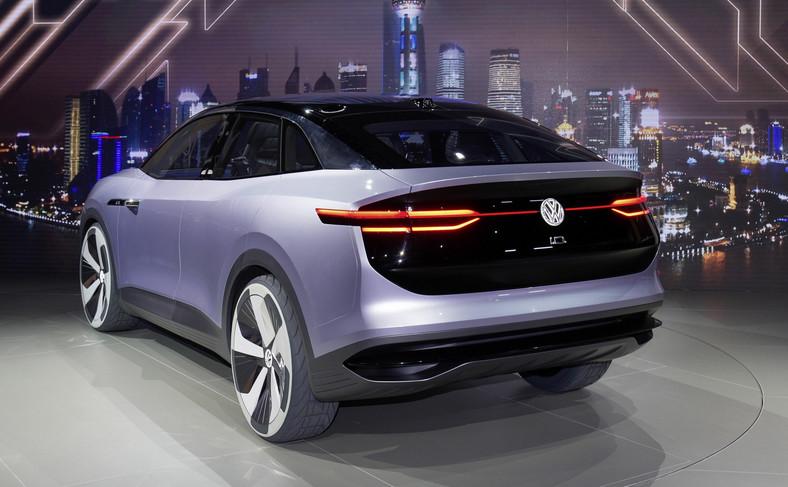 Volkswagen I.D. CROZZ pokazany w Szanghaju