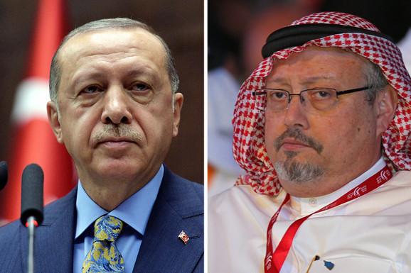 """Erdogan izneo """"GOLU ISTINU"""" o ubistvu novinara: Čim su saznali da dolazi u konzulat, skovali su SMRTONOSNI PLAN (VIDEO)"""