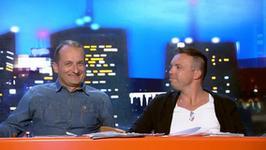 Marcin Wójcik opowiada dowcip o statku pirackim
