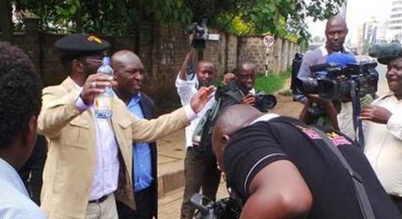 Court orders immediate arrest of Kisumu Governor Anyang' Nyong'o and his sister Risper Nyagoy