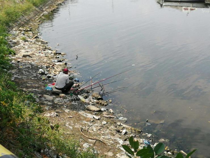 topčiderska reka čukarički rukavac otpad