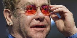 Wpadka Eltona Johna: myślał, ze rozmawia z Putinem