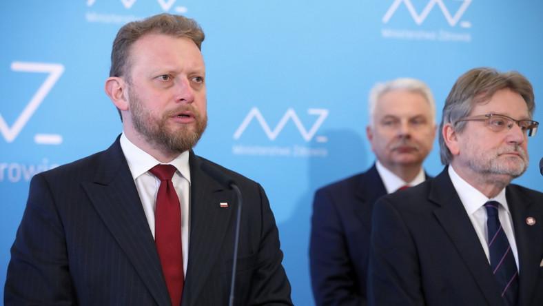 Łukasz Szumowski, Jarosław Pinkas